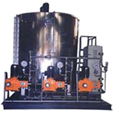 锅炉加药装置