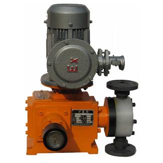 机械隔膜计量加药泵