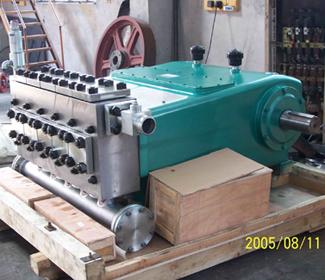 五柱塞高压泵